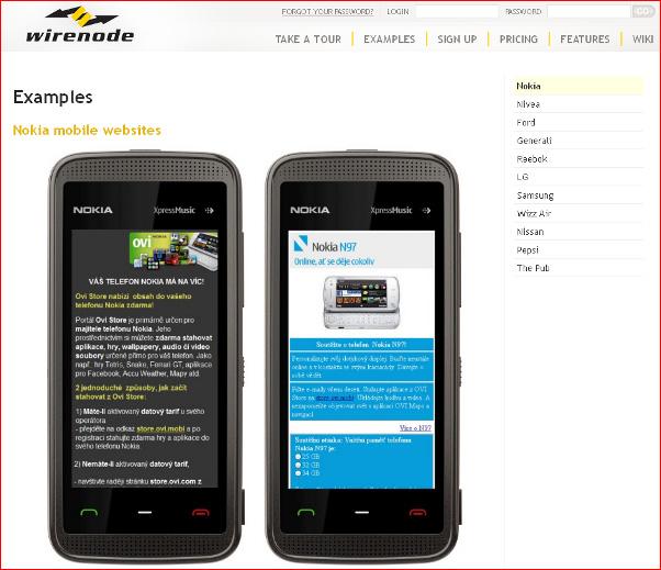 Мобильная версия сайта: как сделать самостоятельно примеры кода